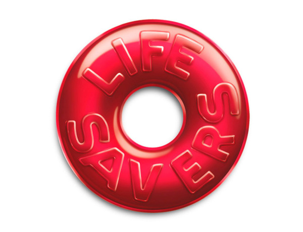 The gallery for --> Lifesavers Logo